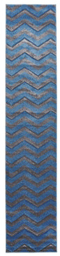 Decor 714 Blue 80x400cm Runner