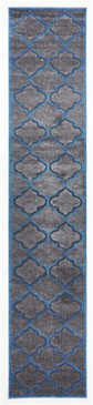 Decor 712 Grey 80x400cm Runner