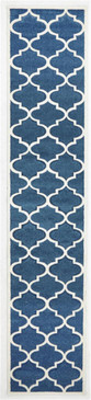 Decor 712 Blue 80x400cm Runner