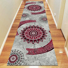 Boston 6447 Red 80x300cm Runner