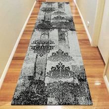 Boston 6968 Grey 80x300cm Runner