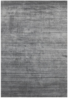 Luxury Plush Grey Wool Rug