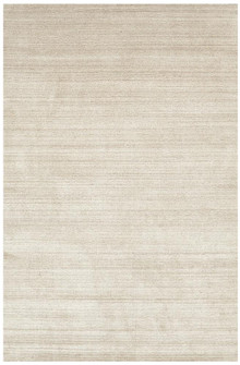 Luxury Plush Light Natural Wool Rug
