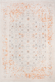 Adina 3032 Rust Traditional Rug