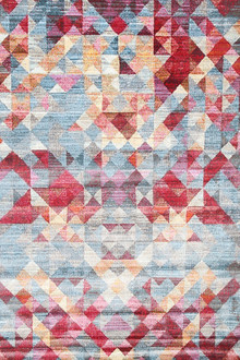 Allure Silk 1080 Multi Modern Rug