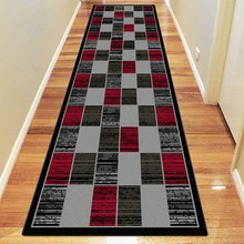 Belmont 6570 Red 80x300cm Runner