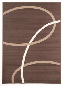 London 9030 Brown Rug