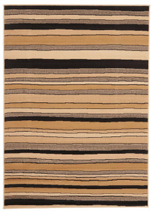 London 5660 Stripe Rug