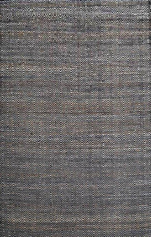Kerla 1011 Natural Black Jute Rug