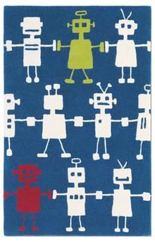 Harlequin Reggie Robot Wool 120x180cm