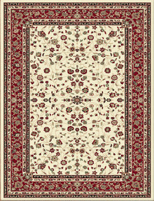Kensington 7146 Cream Traditional Rug