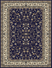 Kensington 7146 Blue Traditional Rug