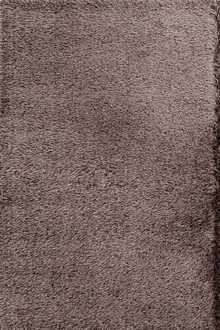 Alexis Plush 7014 Coffee Shaggy Rug