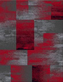 Aspen 444 Red Modern