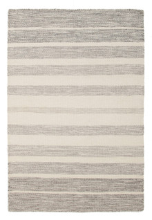 Finn 309 Grey Wool Cotton Rug
