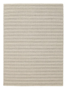 Finn 312 Grey Felted Wool Rug