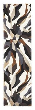 Belrose Plush 903 Brown 80x300cm Wool Runner