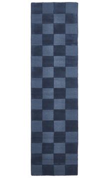 Wool Lux 401 Petrol 80x300cm Runner