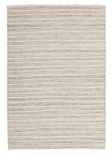 Finn 315 Silver Flat Weave Wool Rug