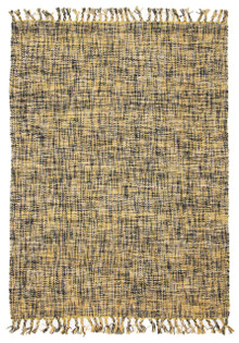 Copenhagen 8507 Yellow Cotton Rug