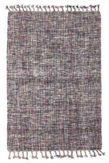 Copenhagen 8504 Grey Wool Flat Weave Rug