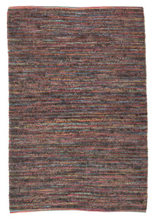 Copenhagen 8503 Wool And Jute Multi Rug