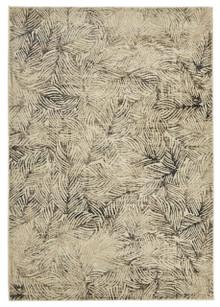 Lucci 854 Charcoal Modern rug