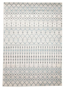 Evoke 260 White Washed Rug