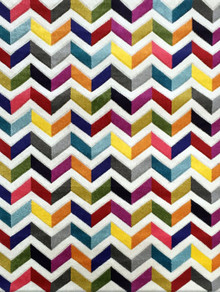Boutique 960 Multi Chevron Modern Rug