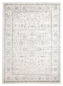 Evoke 261 White Wash Rug