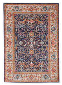 Evoke 262 Multi Wash Rug