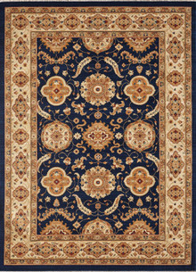 Classic Persian 1269 Navy Rug