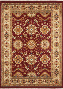 Classic Persian 1269 Red Rug
