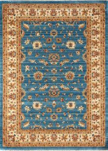 Classic Persian 1271 Blue Rug