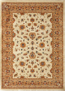 Classic Persian 1271 Ivory Rug