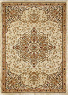 Classic Persian 1324 Ivory Rug