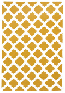 Nomad 15N Gold Wool Rug