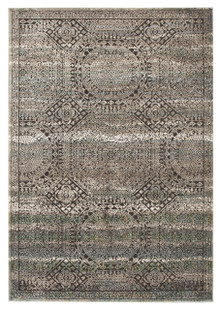 Jenna 160 Blue Washed Rug