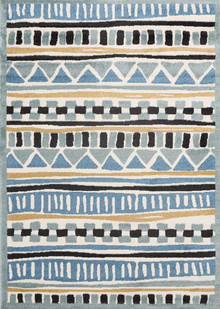 Piccolo 922 Blue Kids Rug