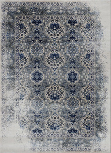 Antique Sahara 100 Grey Traditional Rug
