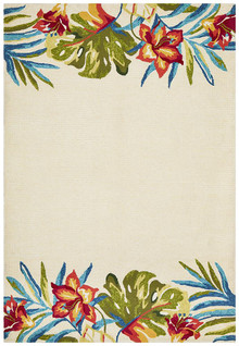 Cabana 590 Off White Outdoor Rug