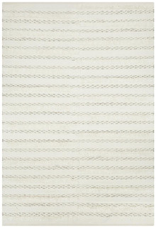 Kingdom 1620 Ivory Wool and Cotton Rug
