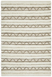 Kingdom 1640 Cream Wool And Cotton Rug