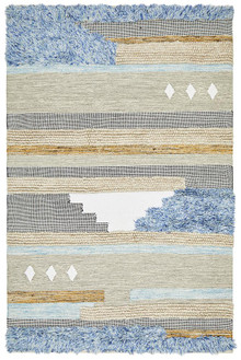 Kingdom 1650 Multi Wool And Cotton Rug