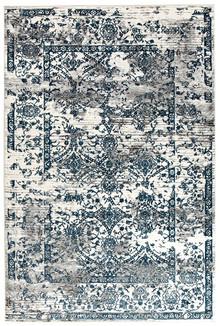 Kendra 1734 White Modern Rug