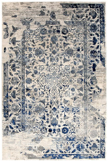 Drift 1741 Navy Washed Effect Rug