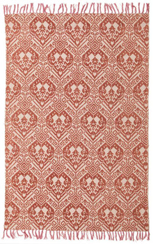 Ascot 5835 Cotton Rust Rug