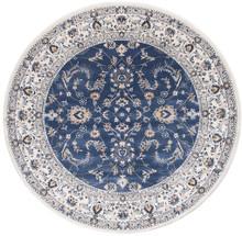 Anastasia 20 Blue White Classic 200cm Round