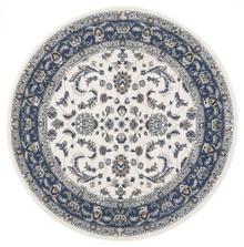 Anastasia 20 White Blue Classic 150cm Round