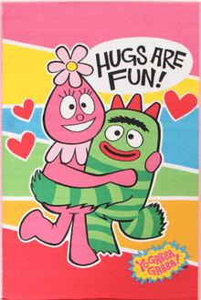 Venture Kids Yo Gabba Green Hug 100x150cm Rug